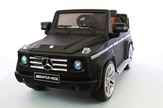 2016 AMG G63 Kids 12V Power Wheels with Bonus Leather Seats