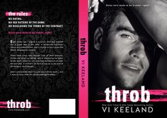 COVER REVEAL: Throb by Vi Keeland - iScream Books