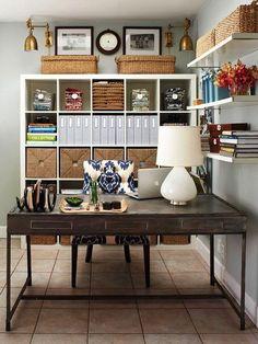 25 idées déco d'un bureau maison : nos astuces pour le mettre en valeur