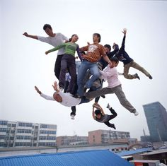 The Impossible Photos of Li Wei