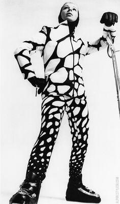 ispo munich trade show ski clothing 1970 via alpinestyle56.com