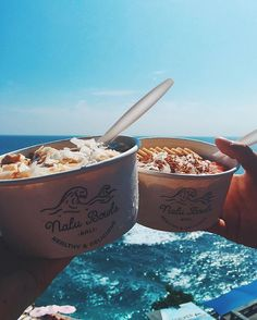 NALU: HAWAIIAN word for WAVE. Nalu Bowls is Bali's first smoothie bowl shack catering to those who crave a sweet & refreshing treat on those balmy Bali days. We offer fresh LOCAL ingredients, homemade granola baked fresh everyday, and recipes that will leave your taste buds happy.