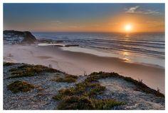 Praia Monte Clerigo, Costa Vicentina - Aljezur Portugal