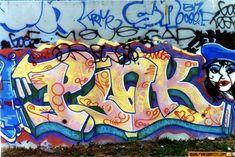 Yellow Pink Love Graffiti, Stencil Graffiti, Street Graffiti, Graffiti Art, Street Art, Rare Coins Worth Money, Artist Wall, Pop Up Art, Yarn Bombing