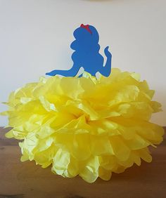 Snow White Party Decorations/Disney Princess party tissue