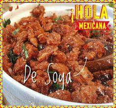 Για νηστίσιμα Burritos πάμε #HolaMexicana  Για Νηστεία & Υγεία επιλέγουμε Κιμά Σόγιας και λαχανικά ...ο απόλυτος #MexicanΣυνδιασμός .  Η σόγια αποτελεί παράγοντα μακροζωίας αλλά και καλής υγείας, αφού δρα αποτρεπτικά σε πολλές ασθένειες, έχει #Yψηλή περιεκτικότητα σε #πρωτεϊνη & Eίναι #θρεπτική. Order 📞 231 024 0700 #HolaMexicana #Mexican #Food #Fiesta #En #Salónica [Online:http:www.holamexicana.gr]
