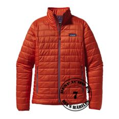 Patagonia - Nano Puff Jacket Monarch Orange Mujer