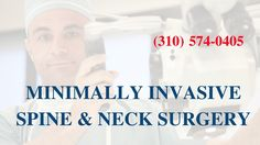 Are you in constant back or neck pain and nervous to undergo an intensive back surgery? Minimally Invasive Spine Surgery (#MISS) could be the answer.