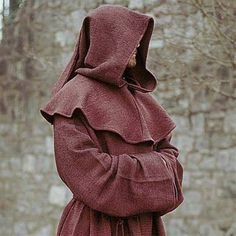 At first view, the medieval monk's robe is just about the simplest garment you could own. But looks can be deceiving. This garment wielded great power in the Medieval Ages. While most earned the right