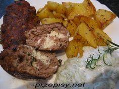 Bifteki - greckie mielone