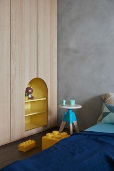Since 1998 the Web Atlas of Contemporary Architecture Kids Bedroom Designs, Boys Bedroom Decor, Kids Room Design, Baby Room Decor, Baby Bedroom, Bedroom Closet Storage, Kids Wardrobe, Bedroom Styles, Kid Spaces