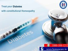 Diabetes is a condition where your blood glucose level is too high. If you are left this untreated, it leads too many health complications. Homeopathic remedies help in maintaining the levels of sugar and help in reducing complications of the disease in a safe way. It can available at Homeocare International. Step into our Homeocare International clinics and reduce your diabetes complications.