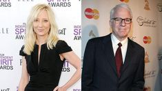 Steve Martin vs. Anne Heche in Bowfinger: Steve Martin was able to settle his own score when he sat down to pen the screenplay for Bowfinger right around the time real-life girlfriend Anne Heche is said to have left him to date Ellen DeGeneres in 1997. Two years later, Heather Graham would appear in Martin's Hollywood farce as the most aggressive social climber since Anne Baxter's Eve Harrington, prompting many to speculate that Martin based Graham's neophyte actress Daisy on Heche.
