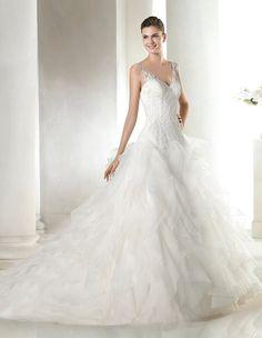 Simara wedding dress