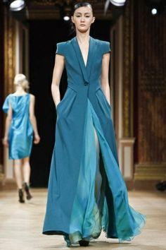 Talbot Runhof Ready To Wear Fall Winter 2012 Paris - NOWFASHION