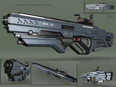 comics compact rifle by peterku.deviantart.com on @deviantART