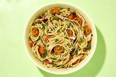 Find the recipe for Spaghetti with Tuna, Tomatoes, and Olives  and other  recipes at Epicurious.com