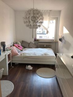 gro artige einrichtungstipps f r das kleine schlafzimmer coole deko ideen f r das interieur. Black Bedroom Furniture Sets. Home Design Ideas