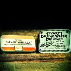 Darvon, a favorite! Miniature tin.