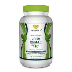 Ultimate #LiverSupport #HerbalCapsules at Herbapexusa