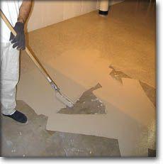 painting concrete floors
