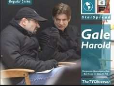 Gale Harold, my friends!