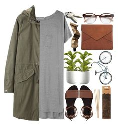 """""""Scents of fresh rain"""" by evangeline-lily ❤ liked on Polyvore featuring Again, T By Alexander Wang, Steven Alan, ASOS, Crate and Barrel, Toast, Chloé, Aesop and STELLA McCARTNEY"""