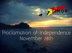 proclamation of inde