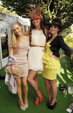 fashion at irish Derby 2012