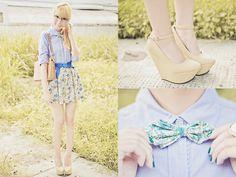 121011 (by Tricia Gosingtian) http://lookbook.nu/look/2797353-121-11    Pastel, pastel everywhere!
