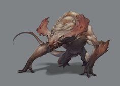 King of thorn - Render, TannekO : on ArtStation at https://www.artstation.com/artwork/Y4NAY