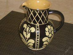 keramický džbánek