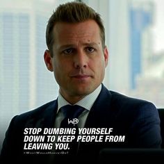 Stop lowering your standards for people who refuse to raise their's. People leave. It's normal. You focus on your goals. . . . #whatwouldharveydo #harveyspecter #gabrielmacht #suits #inspiration #life #win#winners #work #motivationalquotes #hustle #hustler #harveyspecterquotes #wwhd