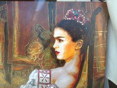 Frieda Kahlo in Repose