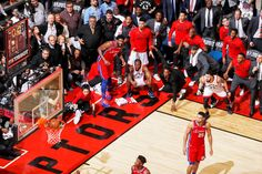 Kawhi Leonard of the Toronto Raptors hits the game-winning shot against the Philadelphia during Game Seven of the Eastern Conference Semifinals of the 2019 NBA Playoffs on May 2019 at the. Get premium, high resolution news photos at Getty Images Toronto Raptors, National Geographic, Abu Dhabi, New York Times, Mbappe Psg, World Press Photo, Eastern Conference Finals, Basketball Shooting, Nba Basketball