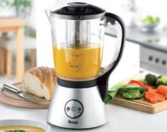 Swan Gourmet Soup Maker - Available in our online store now. http://www.kleeneze.com/distributors/8581/MRS-Sharon-Norman?returnUrl=/products/s/soup-maker/
