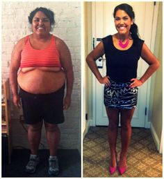 this is Jami from ExtremeWeightLoss... -- How she lost 12 dress sizes in 5 months.
