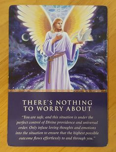 If you've been feeling stressed, worried or anxious lately,  the angels want you to know there's nothing to worry about! Worrying will only attract the very thing you're afraid of,  so focus only on the positive.  The Super Moon is perfect timing to release all of your fears and worries, along with anything else that no longer serves you,  to the angels and the universe.  Have faith and know that everything will turn out better than expected! #angels #tarot #guidance #fullmoonrelease…