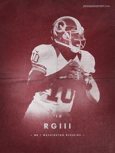 Robert Griffin III 'RGIII', Washintgon Redskins