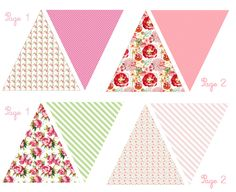 * tous les DIY * Archives - Page 10 of 21 - Poulette Magique Paper Bunting, Bunting Banner, Banners, Printable Banner, Party Printables, Free Printables, Freebies Printable, Paper Toy, Diy And Crafts