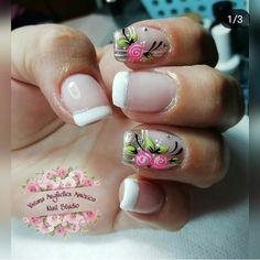 Great Nails, Creative Hairstyles, Pedicure, Hair And Nails, Nail Art Designs, Lily, Make Up, Beauty, Edgy Nail Art
