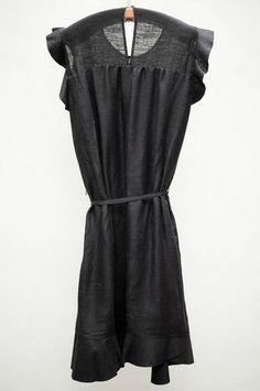 Étoile Isabel Marant Black Silk Saba Dress