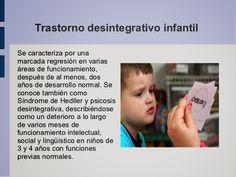 Resultado de imagen para trastorno infantiles