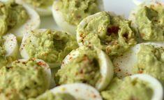 PALEO GUACAMOLE DEVILED EGGS RECIPE | Paleo Recipes for the Paleo Diet