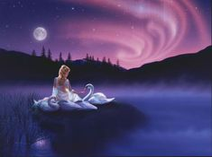 Gift of the Swan by Kirk Reinert