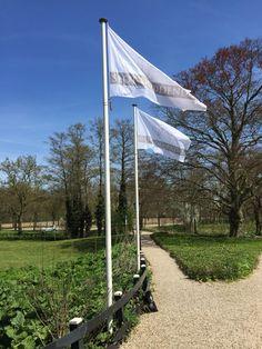 Vlag slot Doddendael