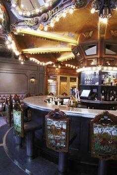 Hotel Monteleone Carousel Bar