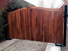 Iroko wood gates with full BFT underground automation Wood Gates, Timber Gates, Electric Gates, Spaces, Home Decor, Wooden Gates, Wooden Gates, Homemade Home Decor, Wooden Front Doors