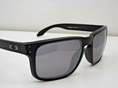 bbf2785497365 Authentic Oakley OO9102-D655 Holbrook Black Prizm Black Polarzd Sunglasses   220  fashion  clothing  shoes  accessories  unisexclothingshoesaccs ...