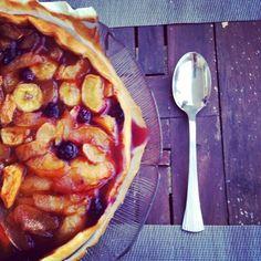 Cooking Tricks with Cristina: Fruit Tart / Tarte de frutas #cooking #cookingtricks #cookingtrickswithcristina #tart #fruit